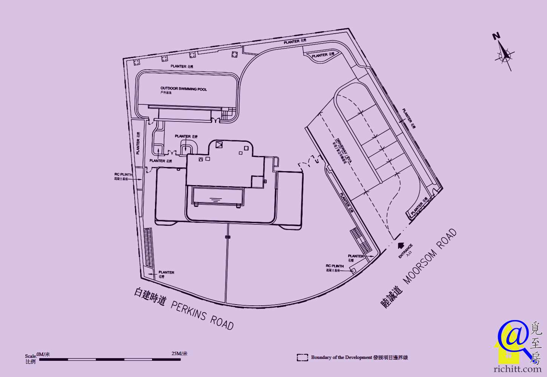 皇第佈局圖