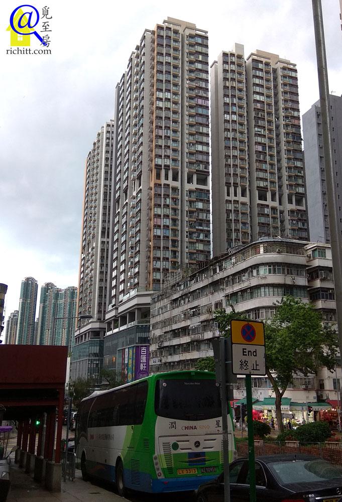 喜薈面向興華街