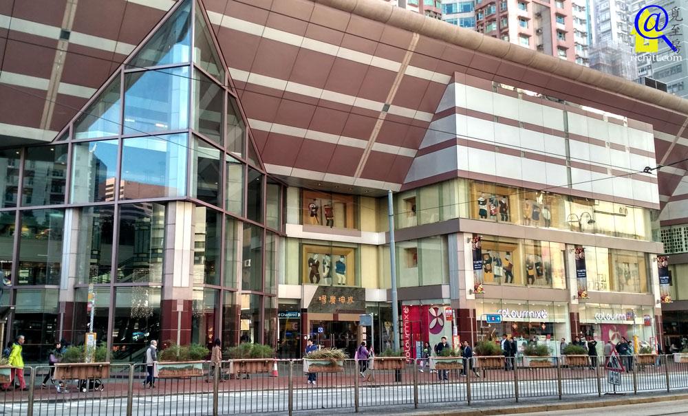 港運城基座商場